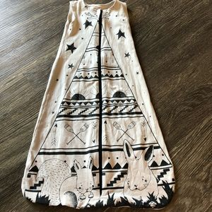 Other - ELECTRIK KIDZ TEEPEE SLEEP SACK ZIP UP GOWN
